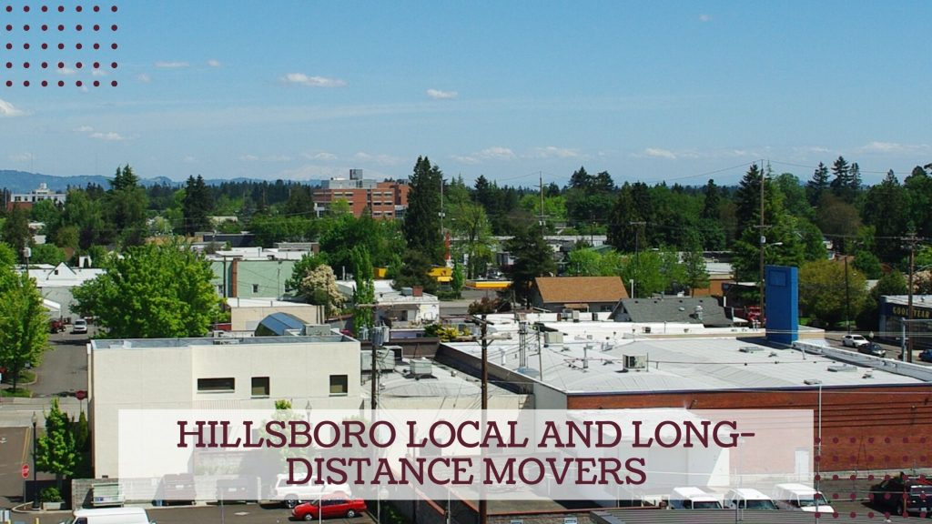Hillsboro Local and Long-distance Movers