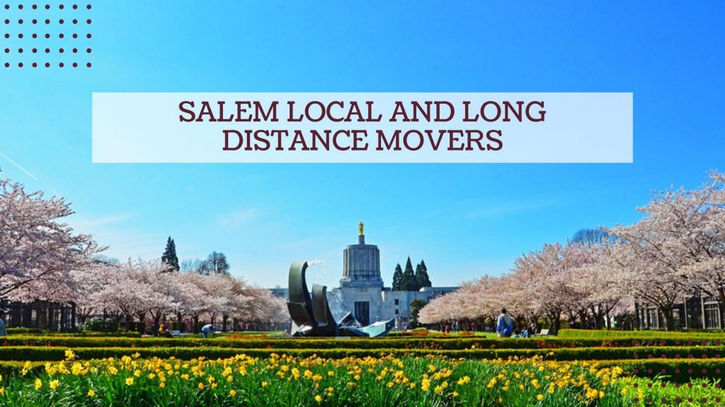 Salem Local and Long distance Movers